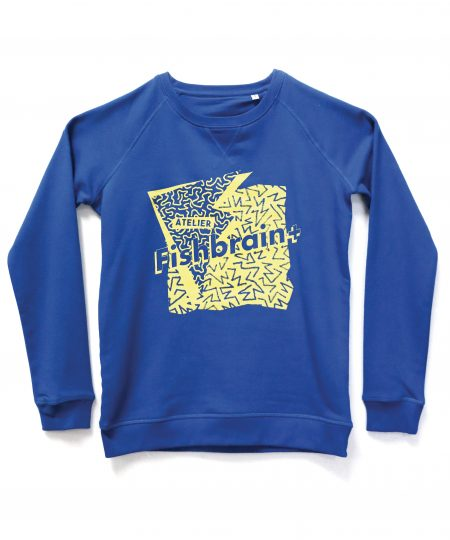 Sweat Fishbrain bleu