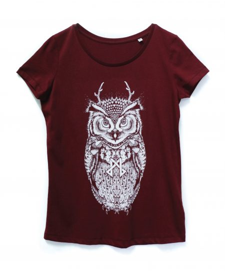 Tee shirt Hibou Madison