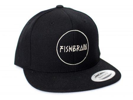 Casquette Fishbrain noir