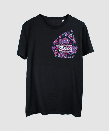 tee black fishbrain b